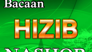 Teks Bacaan Hizib Nashor Lengkap