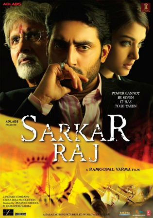 Sarkar Raj 2008 BluRay 350MB Full Hindi Movie Download 480p Watch Online Free bolly4u