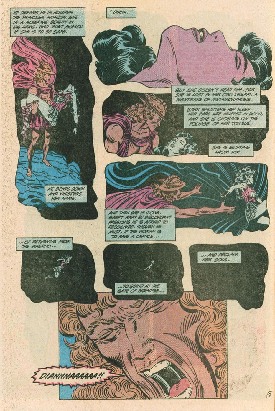 Read online Wonder Woman (1987) comic -  Issue #39 - 4