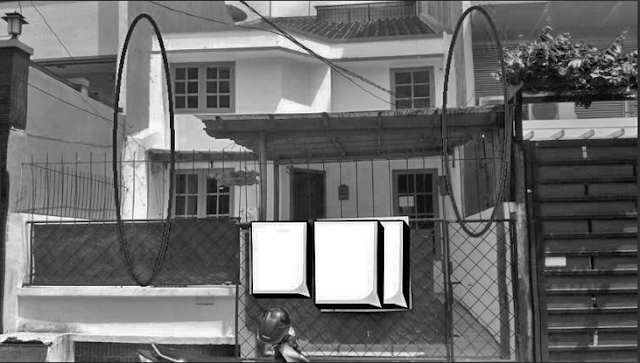 Rumah Budhe yang Kosong, Menyisakan Kengerian