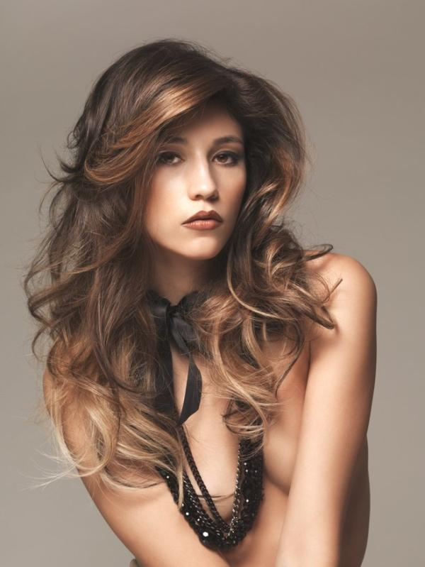 11 hottest brown hair with caramel highlights 10