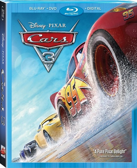 Cars 3 (2017) 1080p BluRay REMUX 19GB mkv Dual Audio DTS-HD 7.1 ch