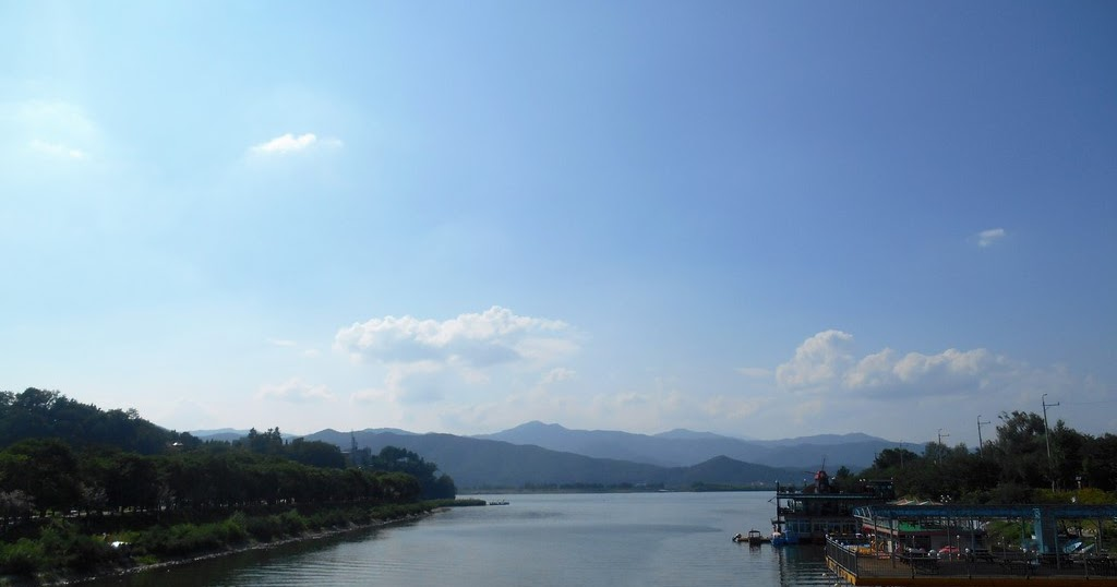 Chuncheon e Gangneung