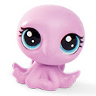LPS Series 1 Large Playset Babe McOctopus (#1-72) Pet