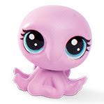 LPS Series 1 Large Playset Babe McOctopus (#1-72) Pet