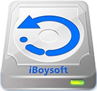 iBoysoft Data Recovery logo, icon, review and free download