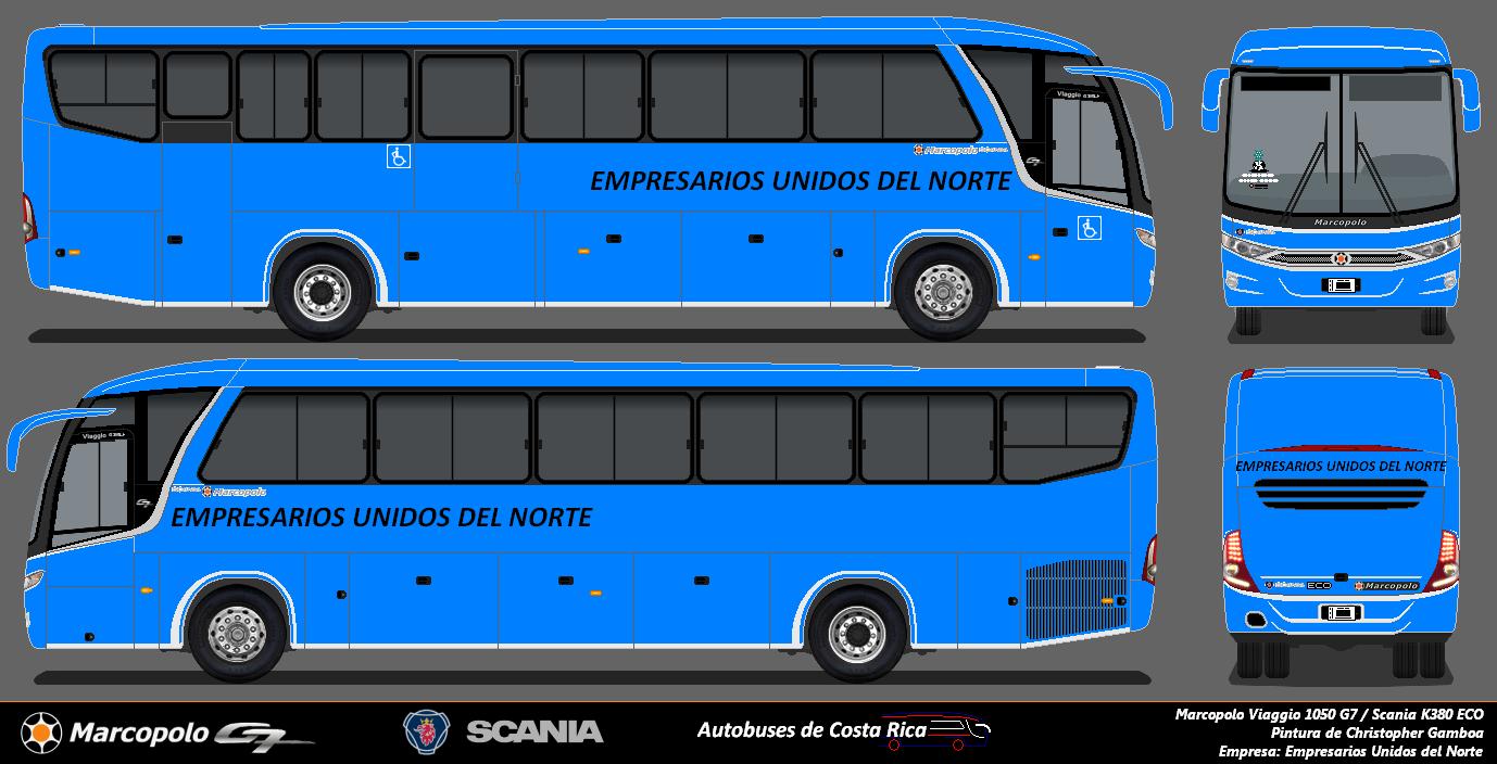 Imagenes De Autobuses Para Colorear Dibujo