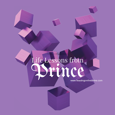 Blog post Life Lessons from Prince by Trinka Polite