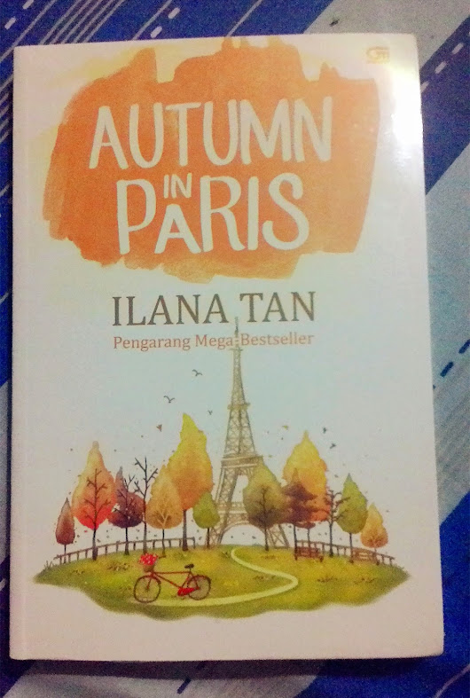 [Book Review] Autumn in Paris | Another