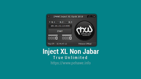 [PHW] Inject XL Opok Juli 2018