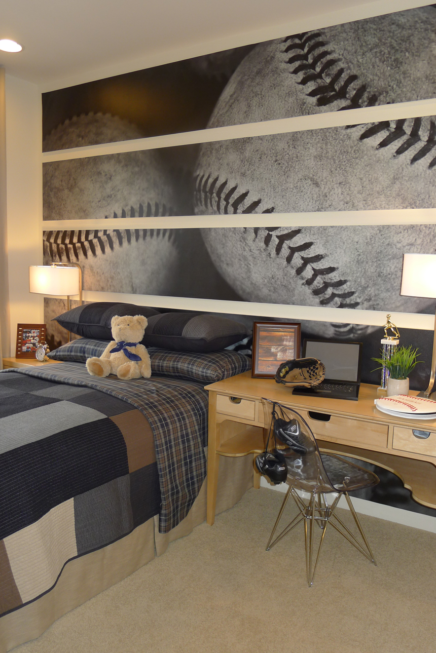 Softball Bedroom Decorations Design And Ideas 13