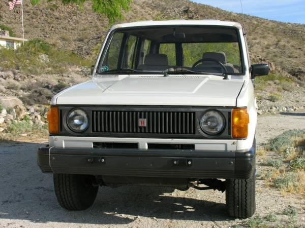 1986 isuzu trooper 4x4 for sale 4x4 cars Custom Isuzu Trooper 1986 1986 isuzu trooper 4x4 for sale
