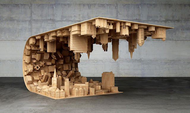 "Стеліос Моусарріс / Stelios Mousarris ""Inception Coffee Table"""