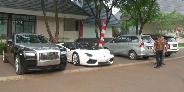 Mobil dan Motor Raffi-Nagita akan disita Jika Tak Bayar Pajak