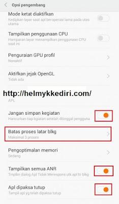 Cara mengatasi lag pada smartphone android2