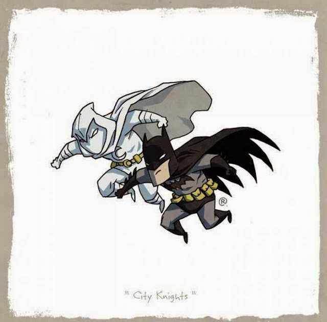 Moon Knigth / Batman