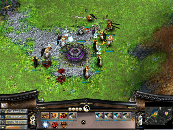 Battle Realms Winter of the Wolf PC Download