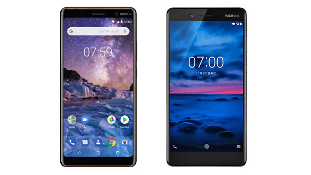 Nokia 7 Plus, Nokia 6 (2018) and Nokia 1 release date in India