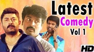 Latest Tamil Comedy | Arvind Swamy | Sivakarthikeyan | Soori | Robo Shankar | Bala Saravanan