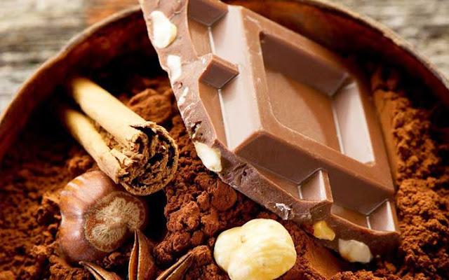 горячий креольский шоколад