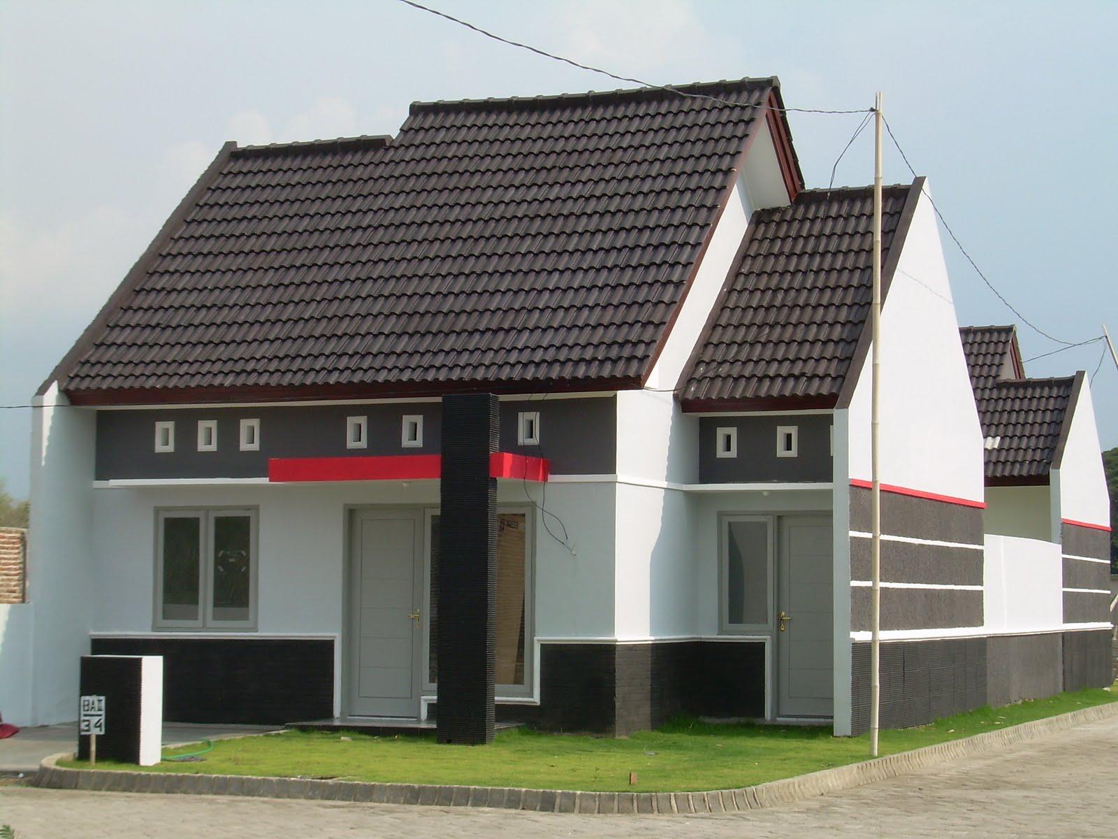 43 Gambar Rumah Bagus Sederhana Terbaru