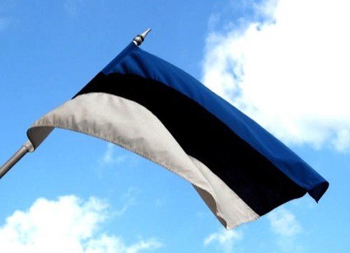 Graafix!: Animated Flag of Estonia