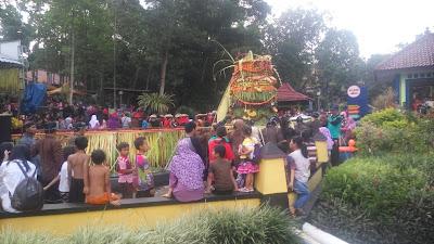 Kirab Budaya Bersih Sumber Owabong 25 Mei 2017