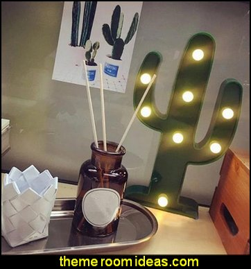 Cactus Design LED Lamp