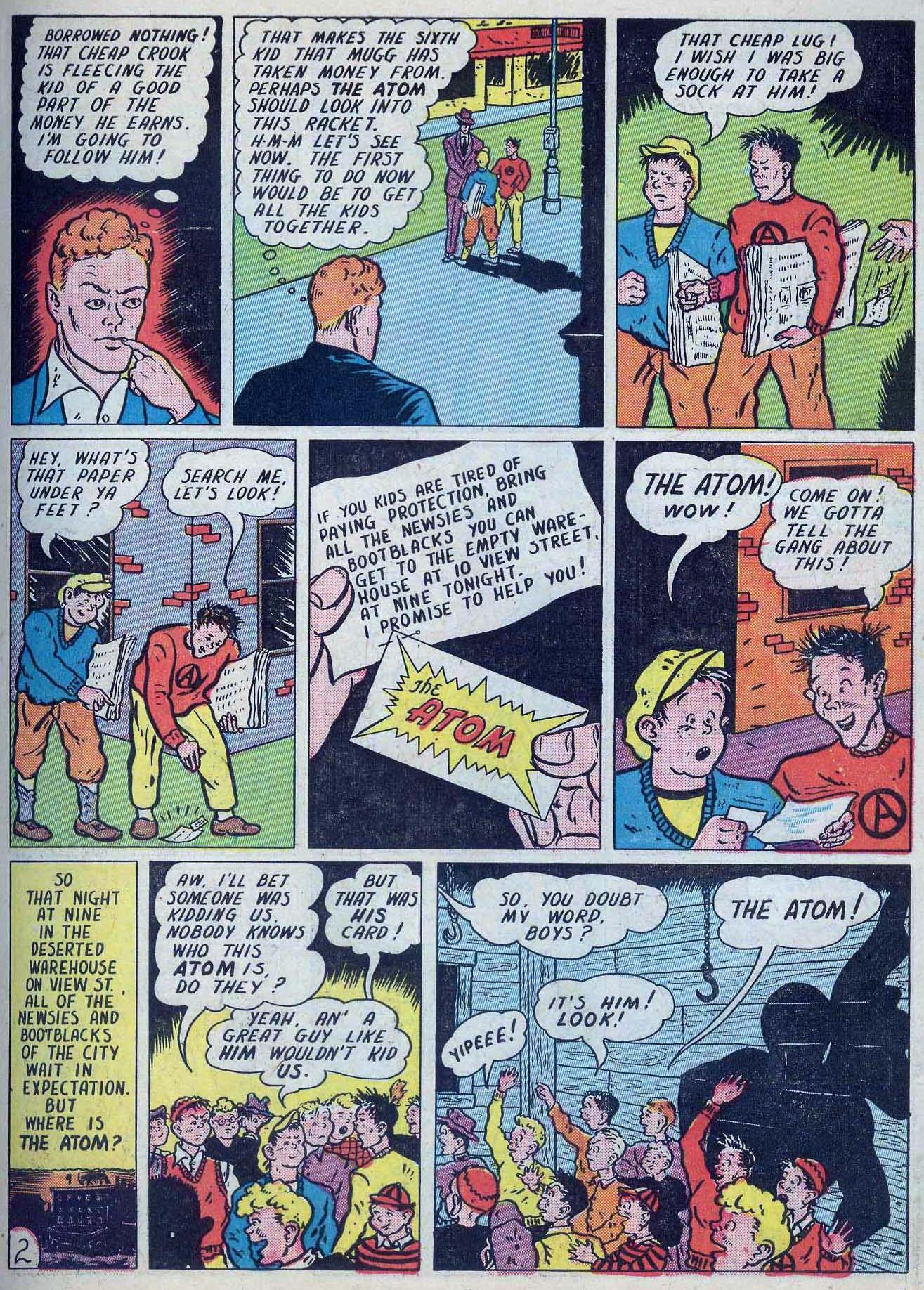 Read online All-American Comics (1939) comic -  Issue #24 - 31