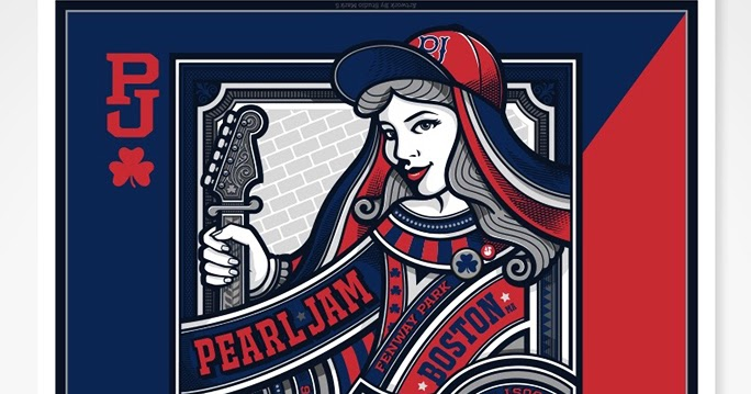 Pearl Jam - Boston MA - August 7th 2016