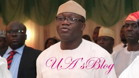 "BREAKING: ""Ekiti People Have Spoken"" - Fayemi Releases Statement Ahead of Impending Victory, Issues Serious Warning To Fayose"