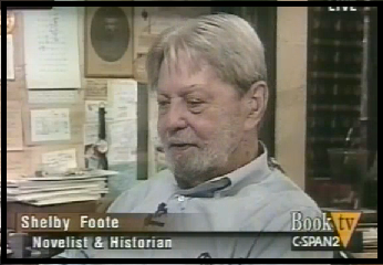 http://www.c-span.org/video/?165823-1/depth-shelby-foote