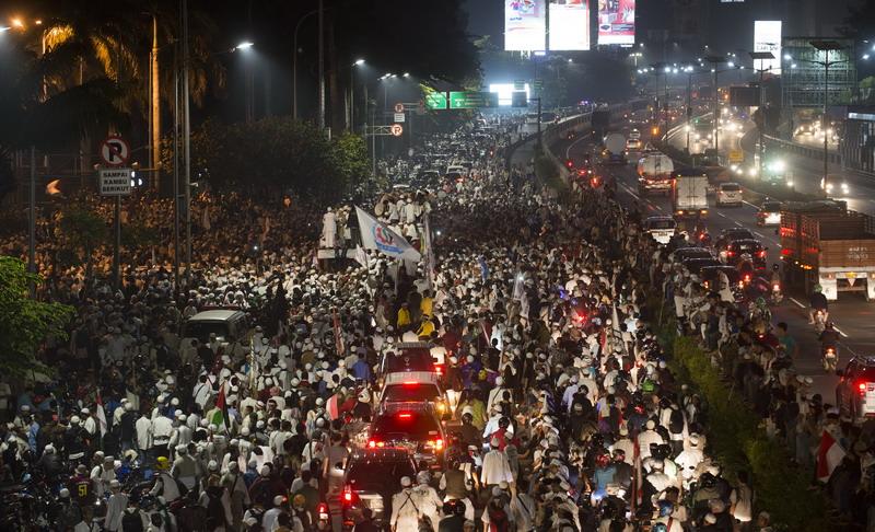 Karomah Habib Rizieq dalam Aksi Bela Islam