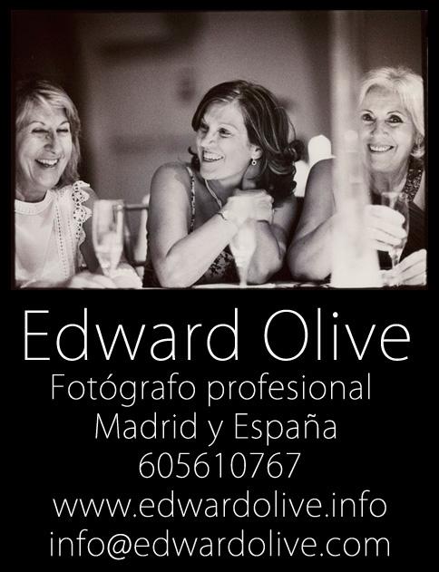 Fotógrafo Madrid: Fotografos En Madrid Edward Olive