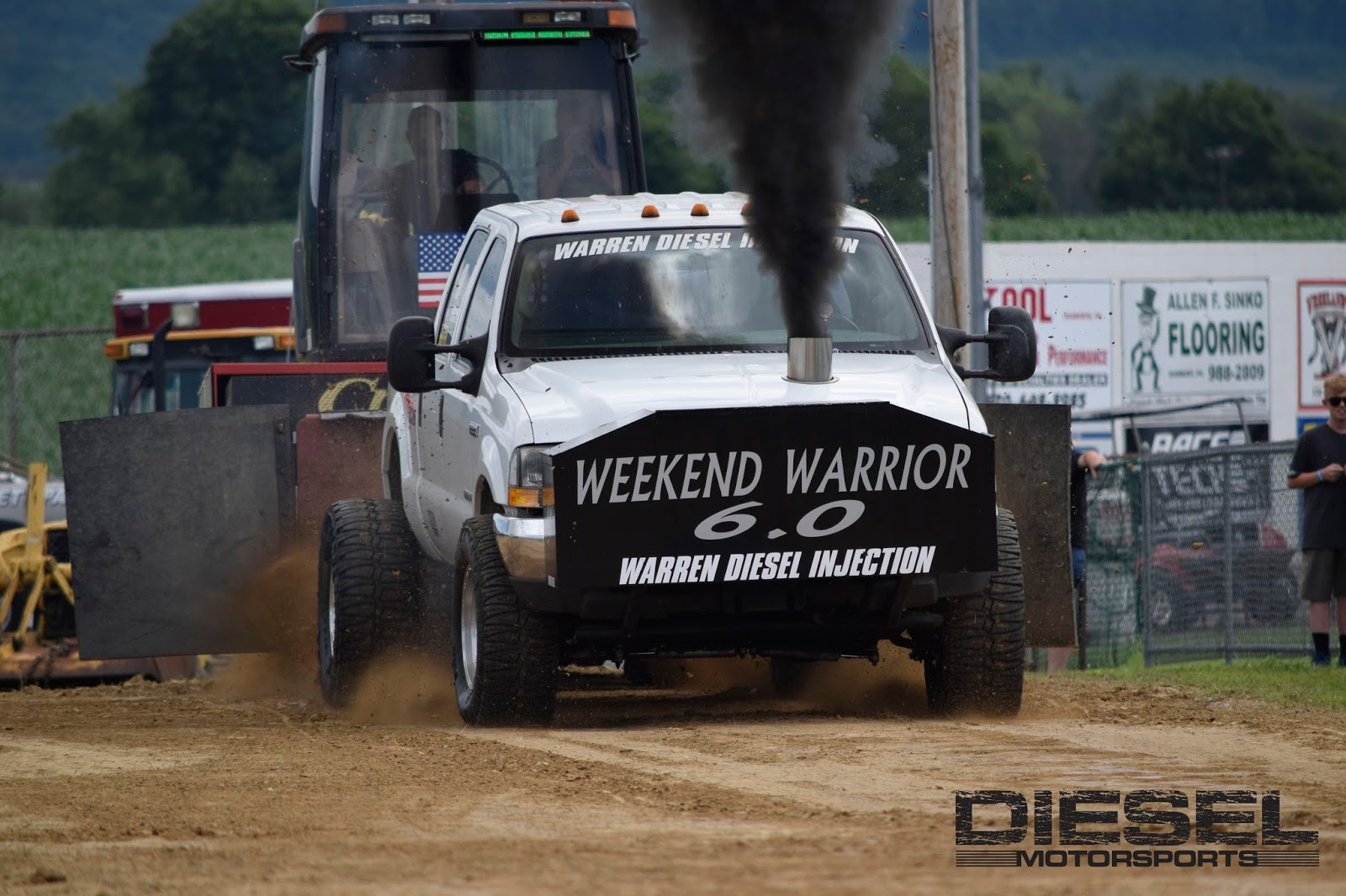 Diesel Motorsports: What Pulling Classes will be used for