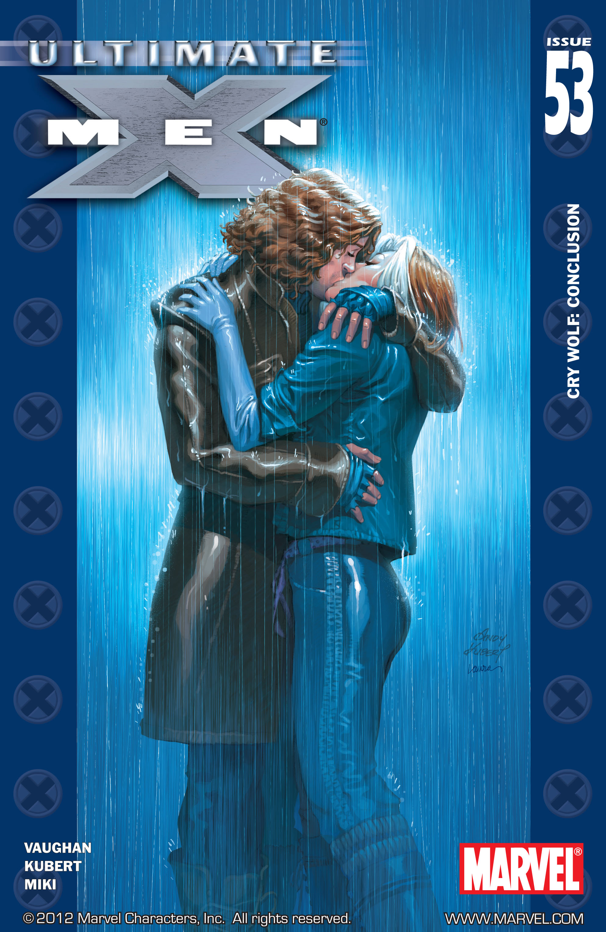 Read online Ultimate X-Men comic -  Issue #53 - 1