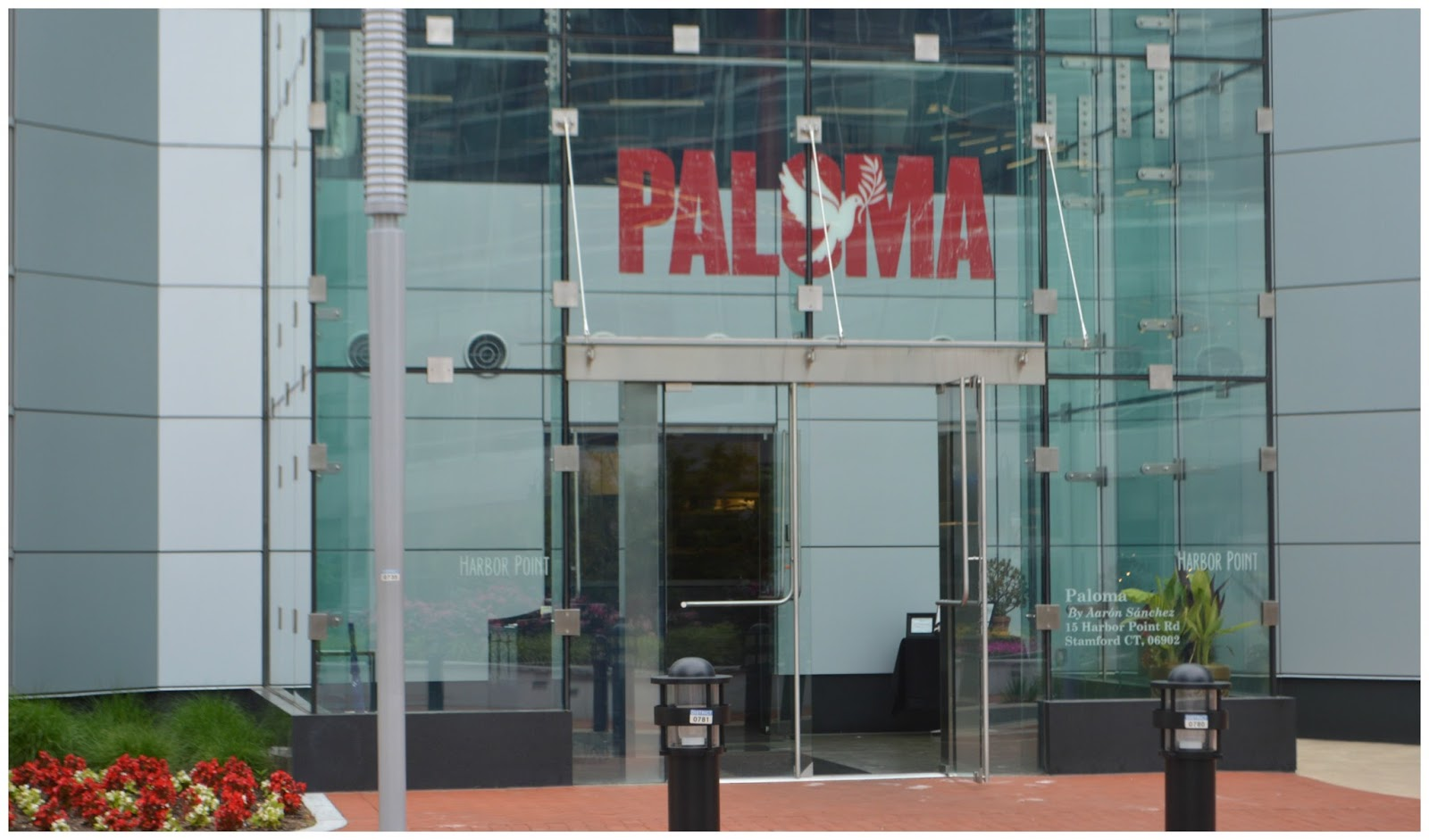 Paloma Grill In Harbor Point Stamford Ct