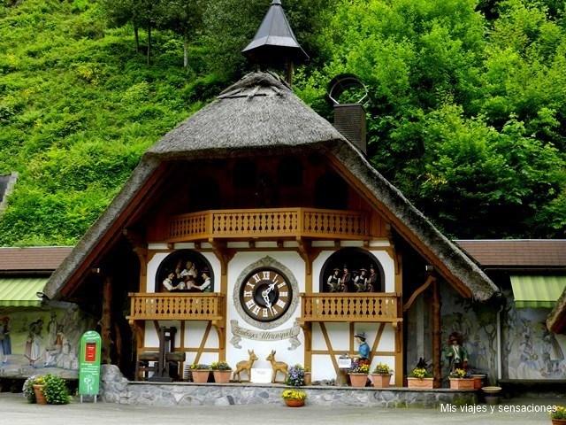 Reloj de Cuco, Selva Negra, Alemania