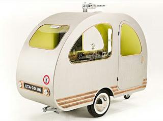 Kleinste caravan ter wereld