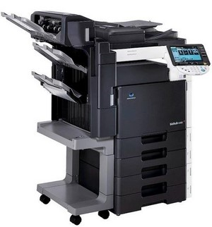 Konica Minolta Bizhub 200 won t install on Windows 7 64 bit PC