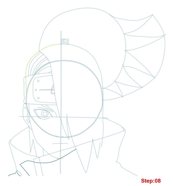 how to draw naruto shippuden dragoart