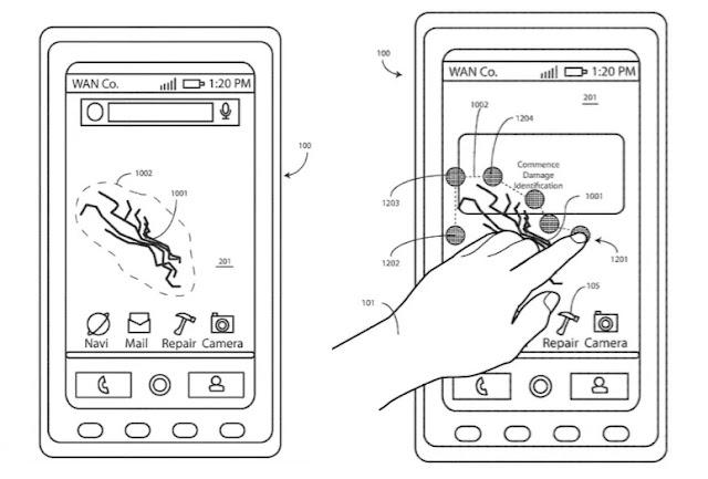 Smartphone Display That Repairs Itself