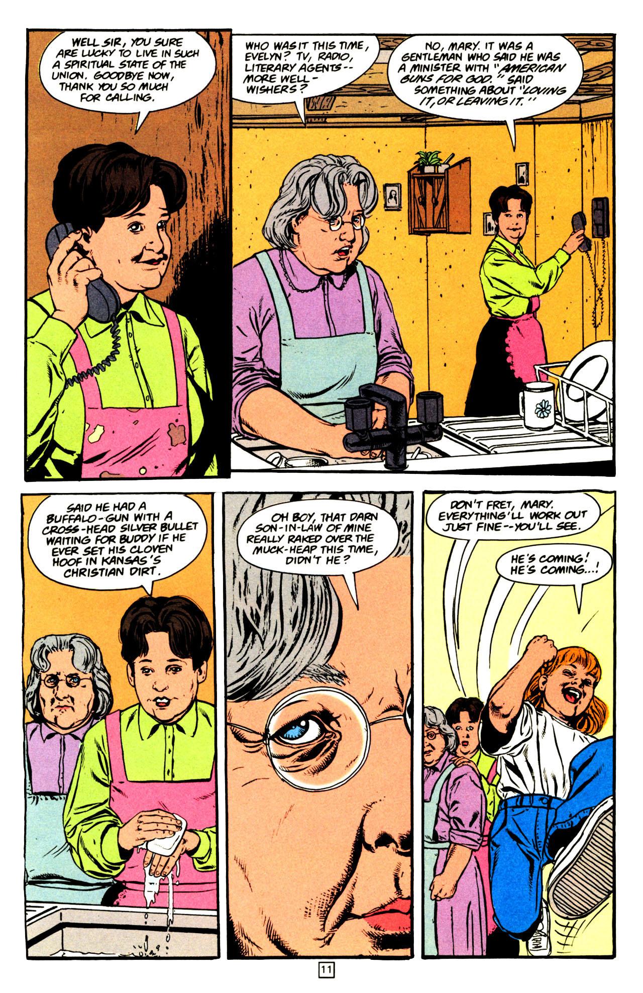 Read online Animal Man (1988) comic -  Issue #72 - 12