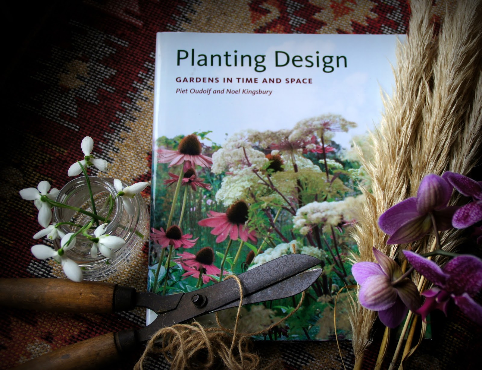 Book Review Planting Design By Piet Oudolf And Noel Kingsbury