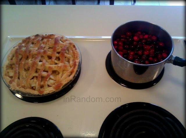 Recipe for Cranberry Sauce
