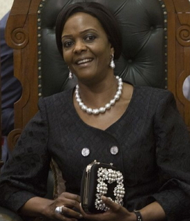 grace mugabe $1.35 diamond ring