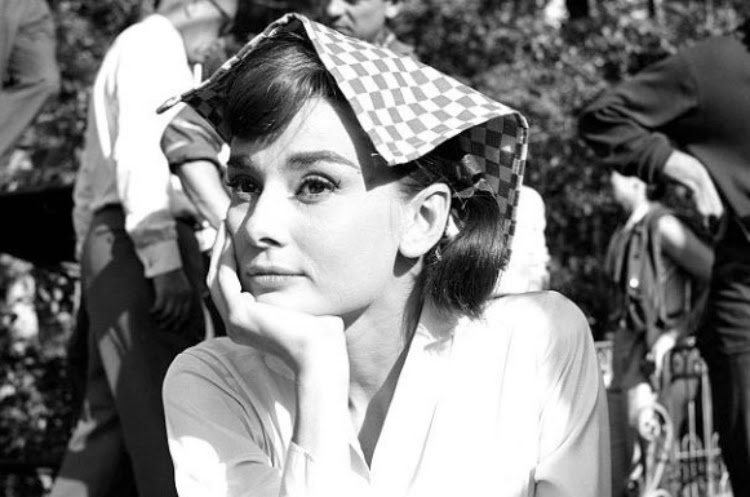 A Vintage Nerd  Audrey Hepburn Lessons from Audrey Old Hollywood Inspiration Audrey Hepburn Films