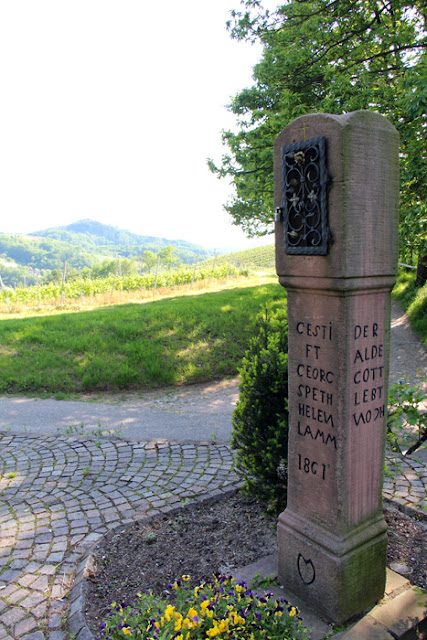 Alde Gott Bildstöckel in Sasbachwalden