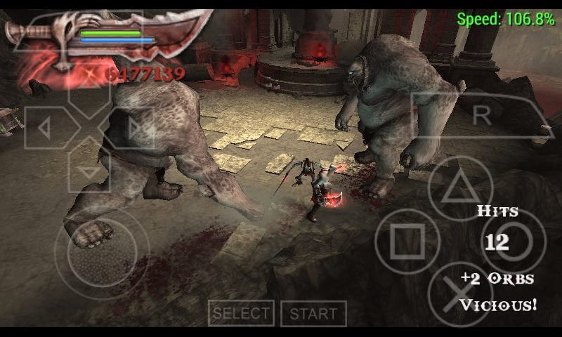 God of war chains of olympus highly compressed psp 168mb - gmagadsucmui