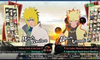 Download Naruto Storm 4 Os By Feri Apk Android [Narsen mod]